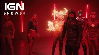 Download Arrowverse Crossover Dates Set for Fall 2017 - IGN News Video