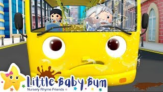 Download Wheels on The Bus   Wheels on The Bus Compilation +More Nursery Rhymes   Little Baby Bum Video