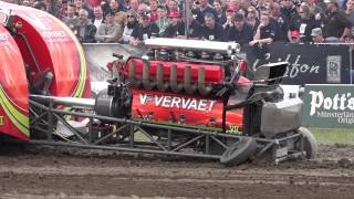 Download Modified 2,5t @ Füchtorf Tractor Pulling 2015-04-26 by MrJo Video