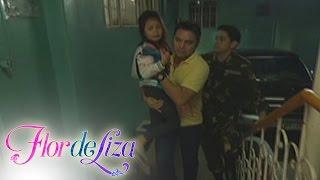 Download FlordeLiza: Flor is safe! Video
