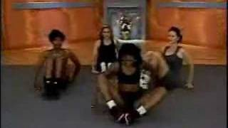 Download LADY FARTS ON LIVE WORKOUT TAPING! LOL Video