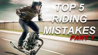 Download Top 5 Mistakes about riding motorcycles Video