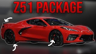 Download Is The Z51 Package REALLY Worth It? (2020 Corvette C8) Video