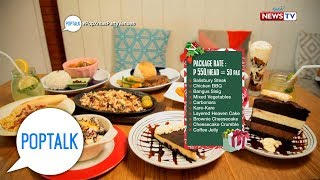 Download PopTalk: Celebrate a colorful Christmas at 'Artsy Cafe' Video