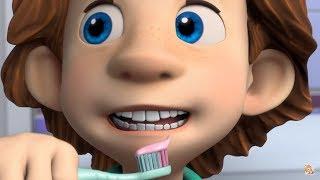 Download Фиксики - Зубная паста (новая серия) Премьера! / Fixiki Video