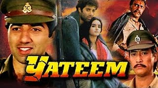 Download Yateem 1988 Full Hindi Movie Sunny Deol, Farah Naaz, Danny Denzongpa Video