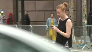 Download States Aim To Make Texting While Walking Illegal Video
