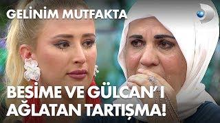 Download Besime Hanım ve Gülcan gözyaşlarına boğuldu! Gelinim Mutfakta 324. Bölüm Video