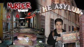 Download OUIJA BOARD AT CHILDRENS INSANE ASYLUM // EVIL SPIRIT MURDER CONFESSION ( GONE WRONG ) Video