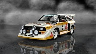 Download Audi Quattro S1 Tribute of a Rally Legend Video