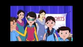 Download Animation film on Water, Sanitation & Hygiene - Hand washing Video