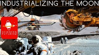 Download Industrializing the Moon Video