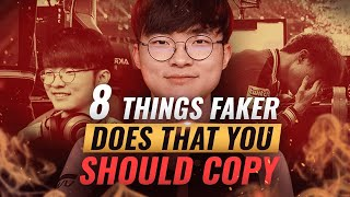 Download 8 Things Faker Does That You Probably Don't - League of Legends Season 10 Video
