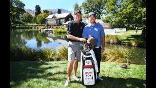 Download Ryan Fox & Steve Williams Video