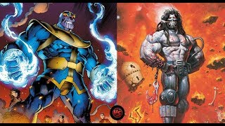 Download Thanos vs. Lobo : Full Analysis Video
