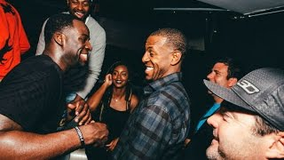 Download WARRIORS CELEBRATE: Raw video of Warriors party at Harlot Nightclub (Courtesy of Moet & Chandon ) Video