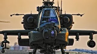 Download Apache Helicopters In Action • Combat Footage Video