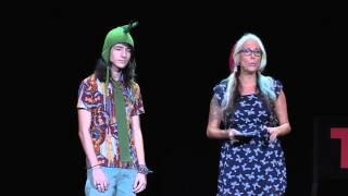 Download Unschooling: making the world our classroom   Lainie Liberti & Miro Siegel   TEDxAmsterdamED Video