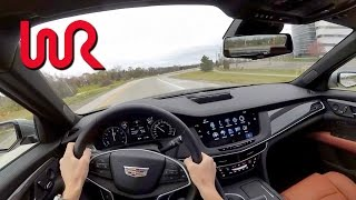 Download 2017 Cadillac CT6 2.0L Turbo - WR TV POV Test Drive Video