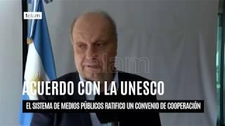Download Visita Oficial a la Argentina del Sub-director General de Cultura de la UNESCO Video