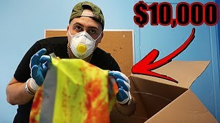 Download I Bought a $10,000 'Mystery Box' from The Dark Web... What was Inside will Make You Sick. Video