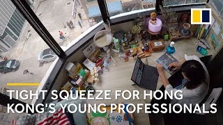 Download Tight squeeze for Hong Kong's young professionals Video