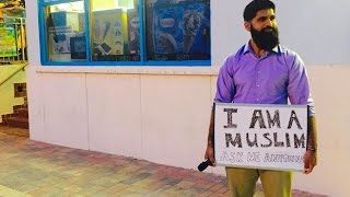 Download I AM A MUSLIM ASK ME ANYTHING? - MUSLIM DEFENDS ISLAM ACROSS AMERICA Video