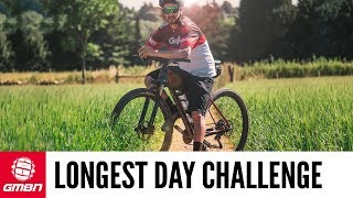 Download Neil Donoghue's Longest Day Challenge   GMBN Epic Rides Video