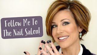 Download Follow Me To The Nail Salon! Video