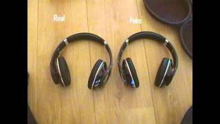 Download Monster Beats By Dr Dre (Studio): Fake vs Real Video
