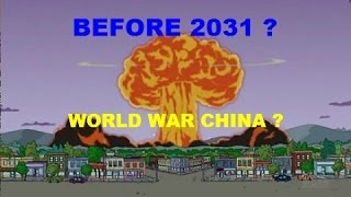 Download The Simpsons Predicts WW3 before 2031 (WWCHINA) Video
