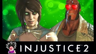 Download Injustice 2 - All Flirtiest Intro Dialogues [UPDATED #2] Video