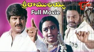 Download Sri Ramulayya Telugu Full Movie | Mohan Babu, Soundarya Video
