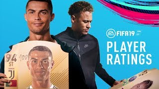 Download FIFA 19 Player Ratings   Join The Debate Video