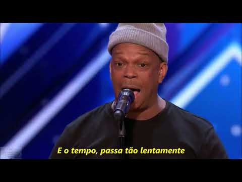 Mike Yung - Unchained Melody Tema do filme Ghost - America's Got Talent