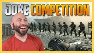 Download Make Us Laugh Or Else! Call of Duty Joke Competition (an LOL Idol Episode) | Swiftor Video