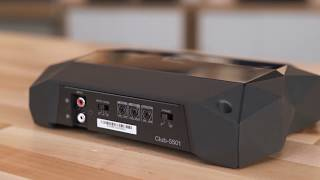 Download JBL Club car amplifiers | Crutchfield video Video