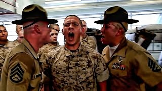 Download USMC Drill Instructors • Get Ready For Screaming Video