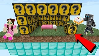 Download Minecraft: CAKE LUCKY BLOCK BEDWARS! - Modded Mini-Game Video