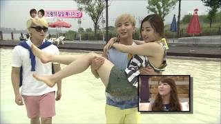 Download We Got Married, Teuk, So-ra(27) #09, 이특-강소라(27) 20120825 Video