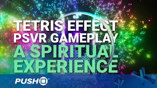 Download Tetris Effect PSVR: A Spiritual Experience | PlayStation 4 | PS4 Pro Gameplay Footage Video