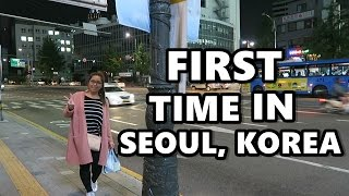 Download My FIRST TIME in SEOUL KOREA! (Sept. 20, 2016) - saytioco Video