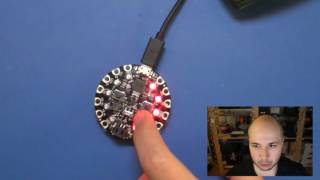 Download Circuit Playground MEGA demo with Tony D! Video