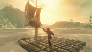 Download Legend of Zelda: Breath of the Wild - WiiU/Switch Gameplay Footage Video