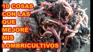 Download LOMBRICOMPOSTA , LAS 10 COSAS QUE APRENDÍ PARA MEJORARLA (*. -*) 30vo VIDEOLUNES Video