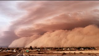 Download Full evolution of MEGA HABOOB in southern Arizona on July 10, 2018! Video