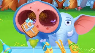 Download Jungle Doctor - Education Game for Kids - Children Learn how to Care Jungle Animals #1 Video