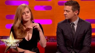 Download Amy Adams Is Really Good At Crying On Cue - The Graham Norton Show Video