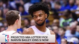 Download NBA Draft: Marvin Bagley interview Video