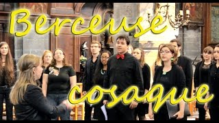 Download ″Berceuse Cosaque″ a cappella music by ACDJ (Attention Chorale de Jeunes) Video